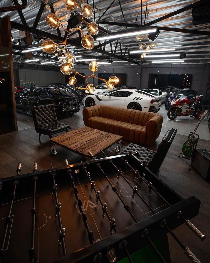 Awesome Industrial Style Decor Designs That You Can Create