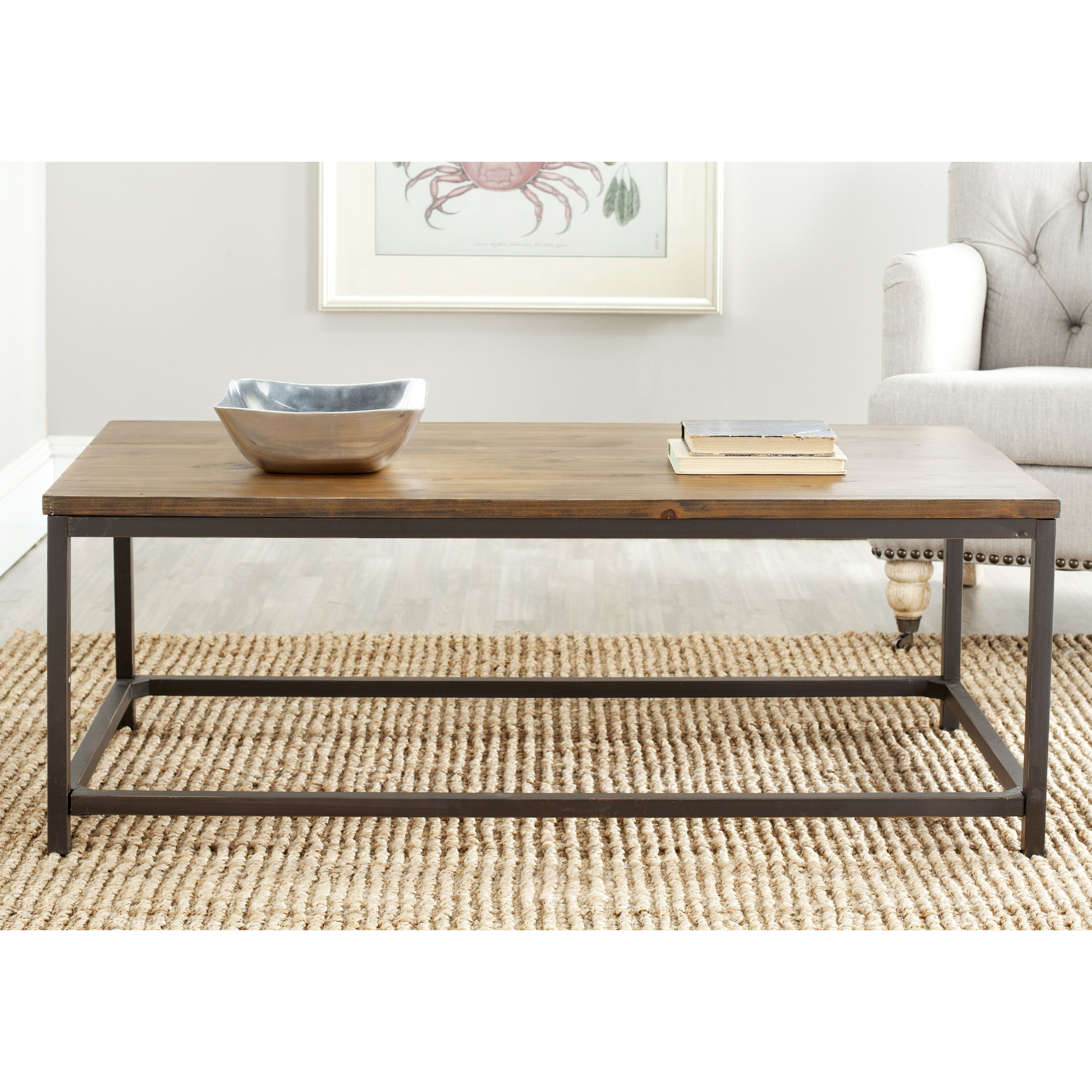 Safavieh Jax Coffee Table For The New Apartment Pinterest