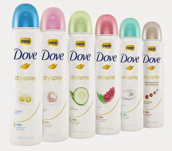 Dove Dry Spray Rocksbox With Images Beauty Bar Deodorant Spray Dove Beauty