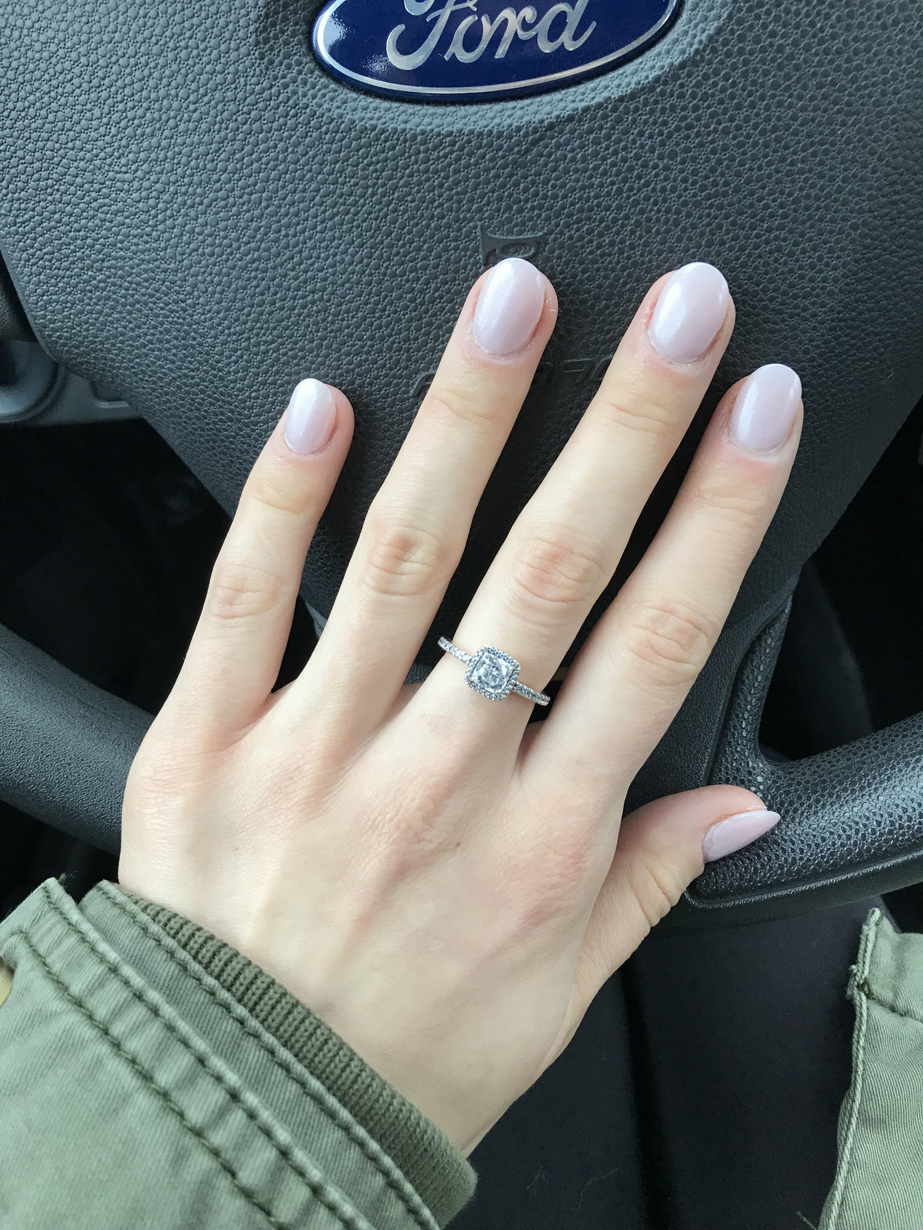Short Oval Sns Nails Sns Nails Short Rounded Acrylic Nails Short Oval Nails