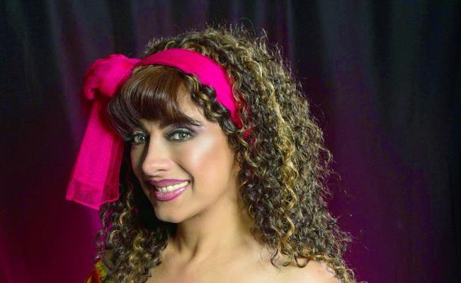 Araceli Mijangos lucha por su lugar