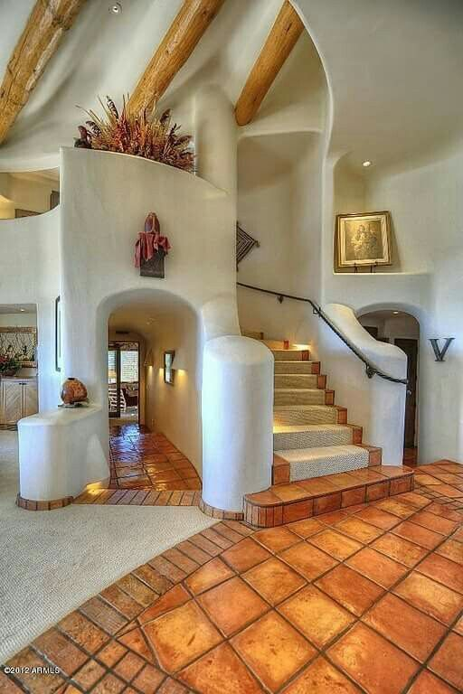 The doorways are tastefully closed off from main areas in this beautiful house scottsdale also best dream images cool houses future inside pool rh pinterest