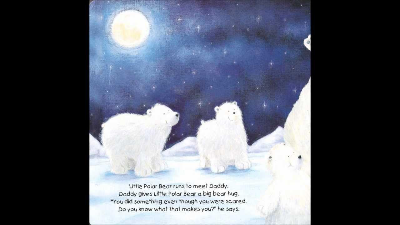 Brave little polar bear story read aloud audio books