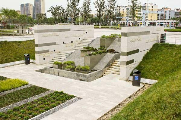 Sustainable urban design lotus lake park credit - Sustainable urban planning and design ...