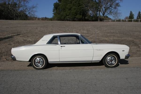 1966 Classic Ford Falcon Coupe With Images Ford Falcon