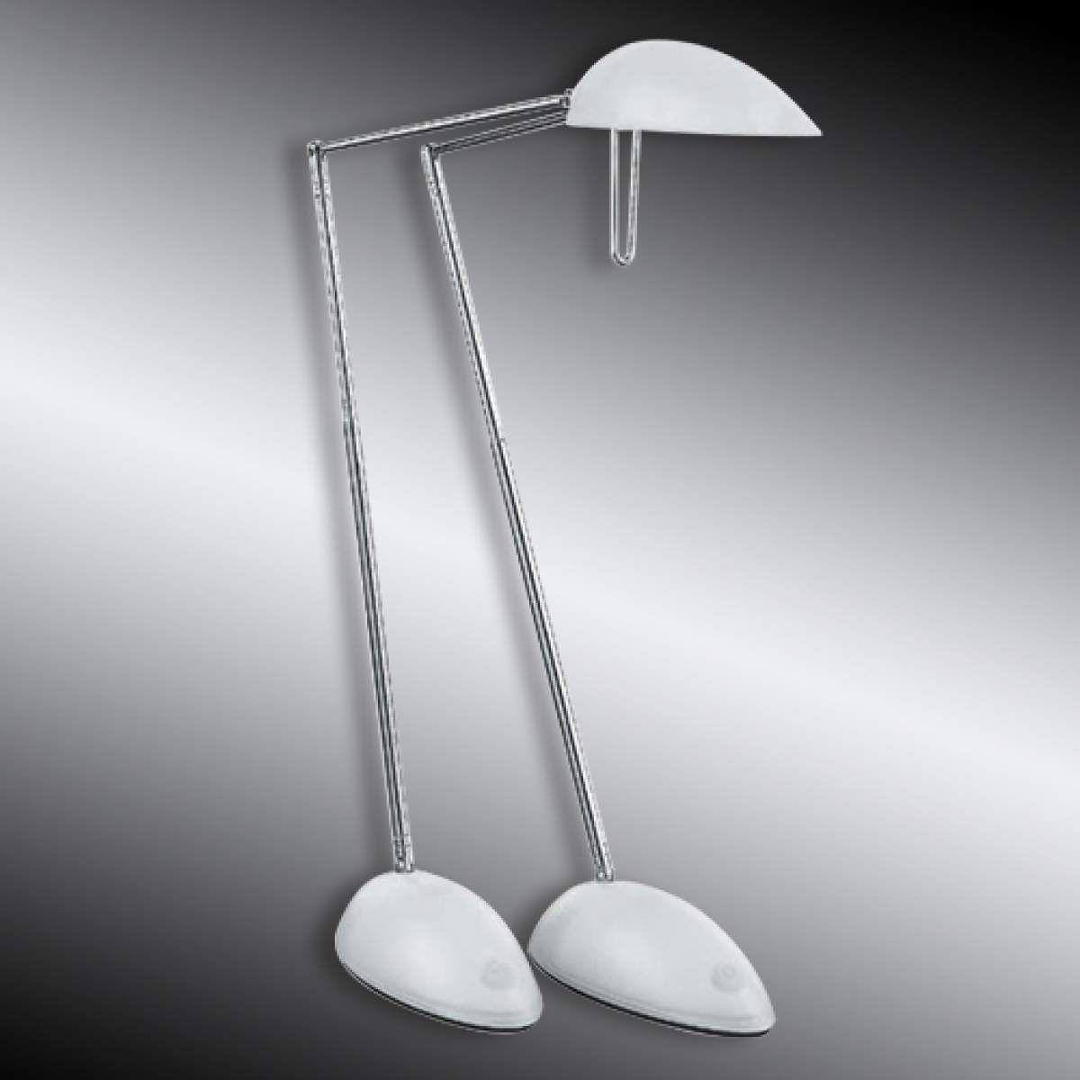 tischleuchte klassisch silber   lampe silber mit schwarzem ...