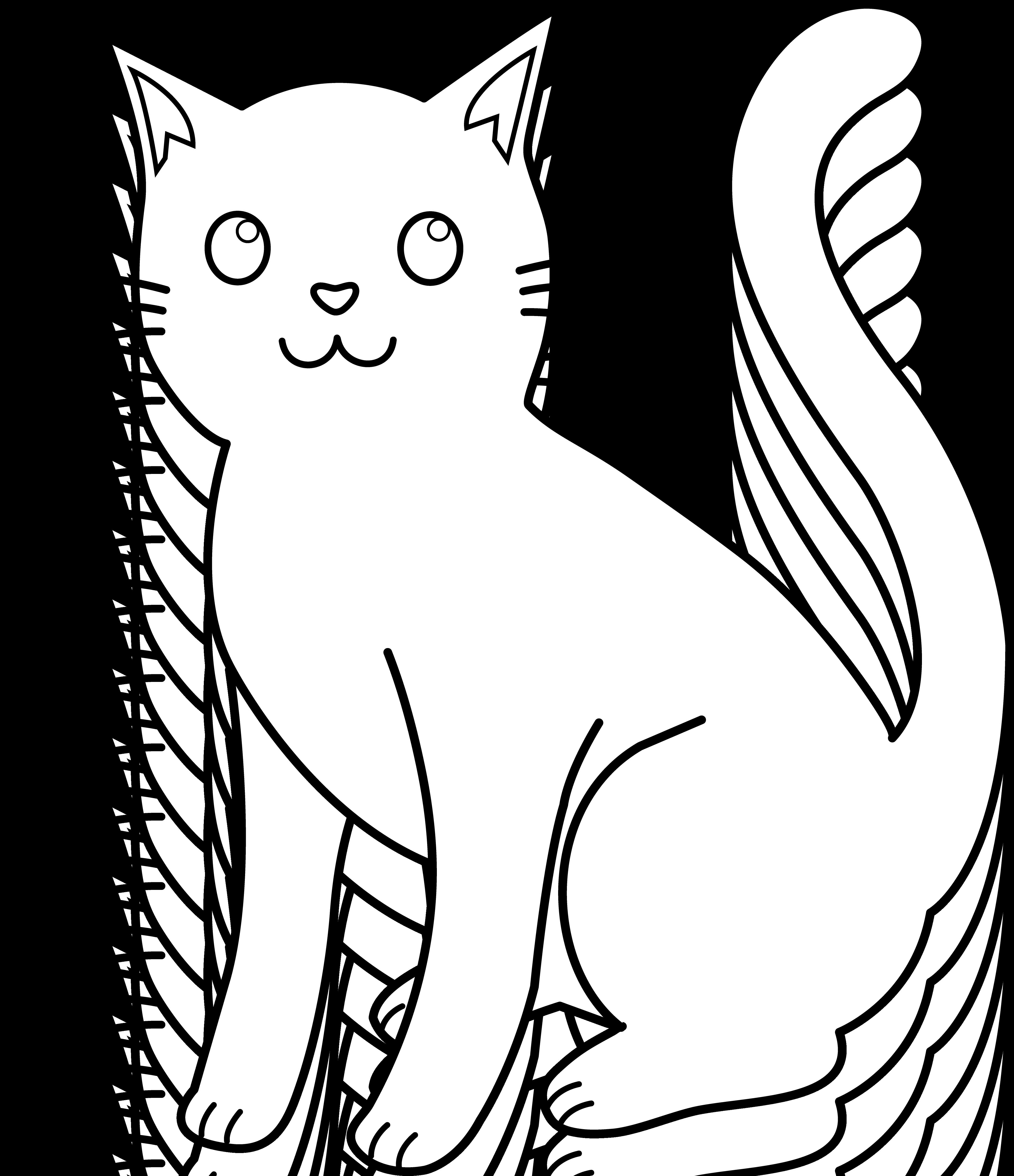 Cat In Cat