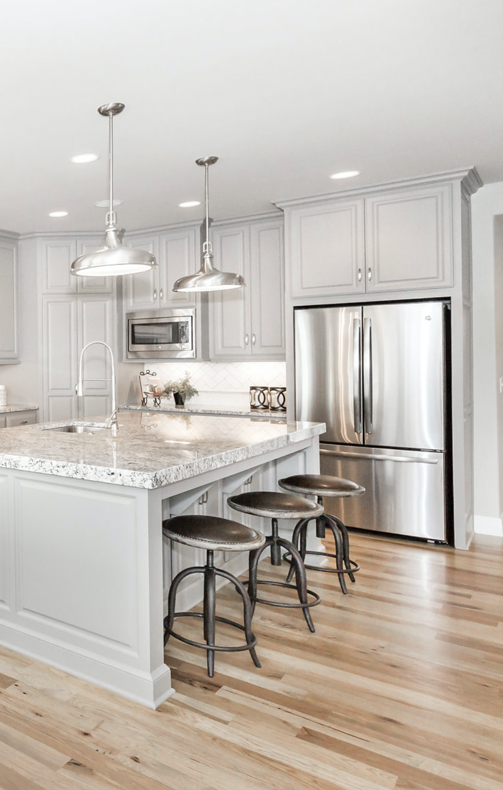 The Bailey By Roeser Homes Is An Exceptional 2 Story Plan That Offers Plenty Of Space F Kitchen Cabinet Color Options Corner Fireplace Kitchen Cabinet Colors
