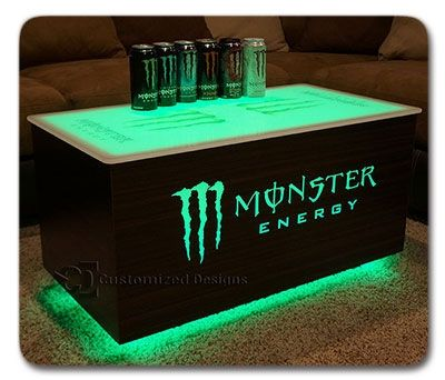Pleasant Eclipse Modern Led Lighted Coffee Table Ideas For The Spiritservingveterans Wood Chair Design Ideas Spiritservingveteransorg