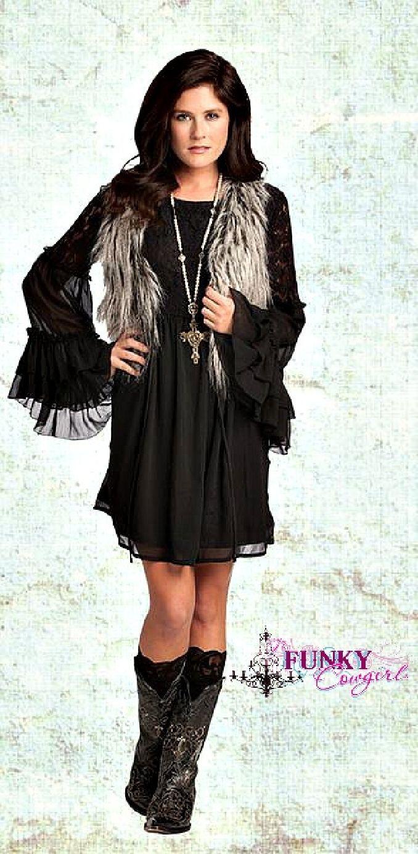 Rancho estancia black dress i actually own this style