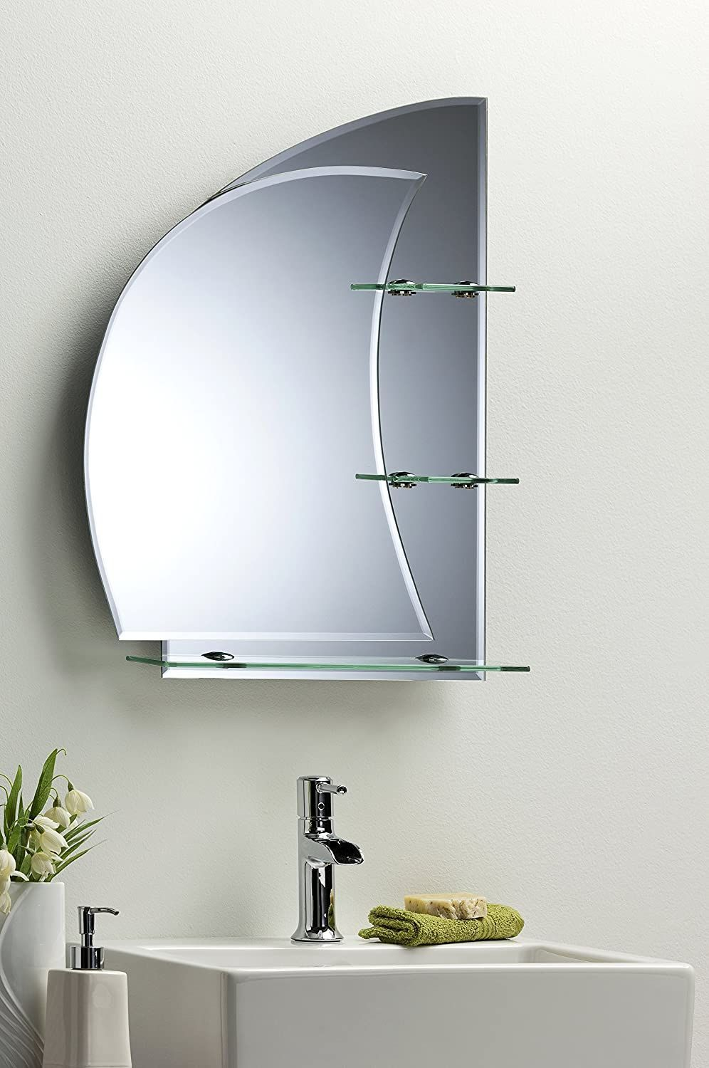 Stunning Sail Design - Nautical Bathroom Mirrors#bathroom ...