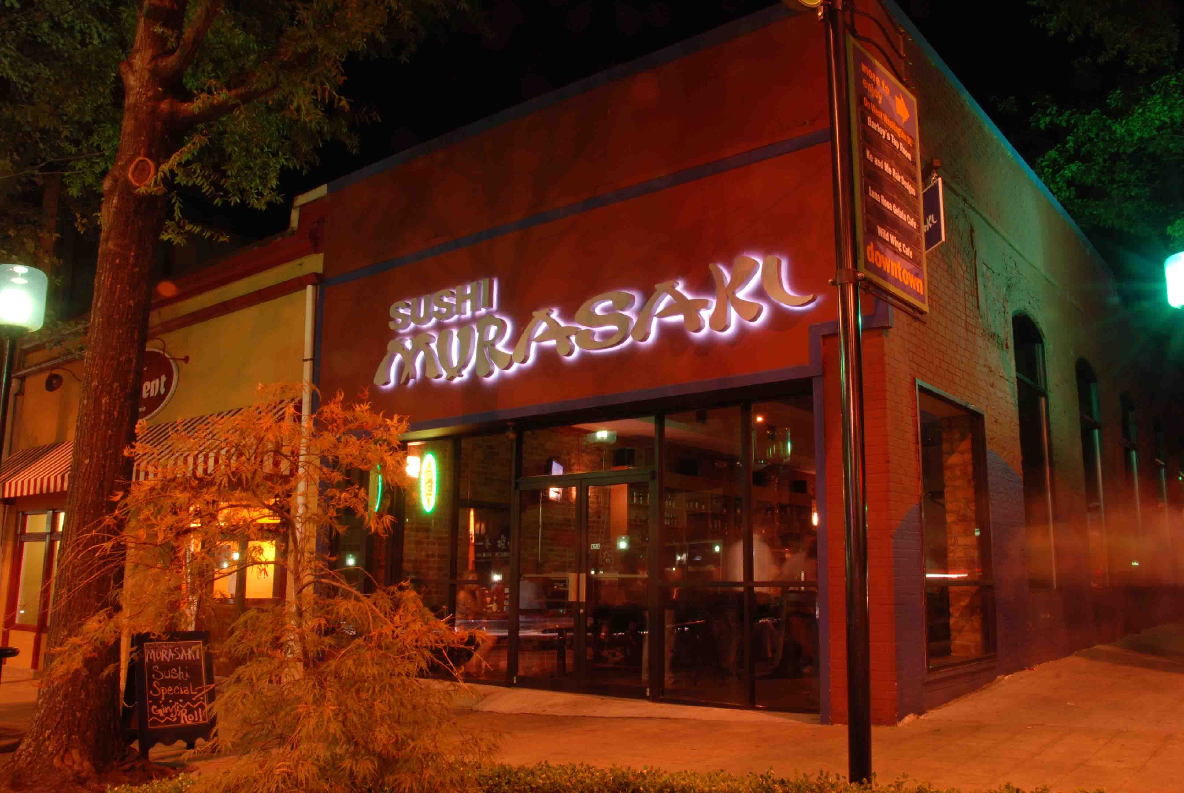 Murasaki Is One Of The Only Sushi Restaurants In Greenville That S Open On Sundays Love