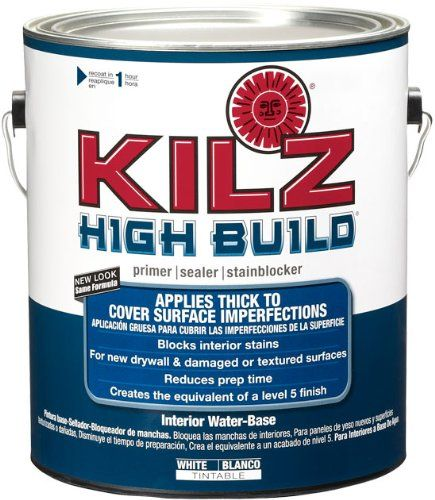 Kilz High Build Surface Healing Primer Interior Water Based Primer