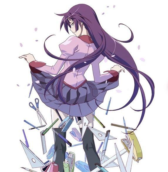 Who Is A Good Anime Character To Cosplay With Purple Hair Quora Personaggi Anime Ragazza Anime Carta Da Parati Anime