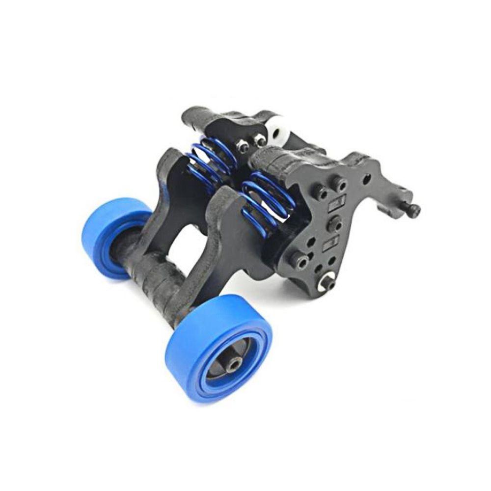 Double Wheel Wheelie Bar Assembly For 1 10 Traxxas Erevo E Revoe 2 0 Trx86086 4 Rc Car Parts Rc Car Parts Rc Cars Car Parts