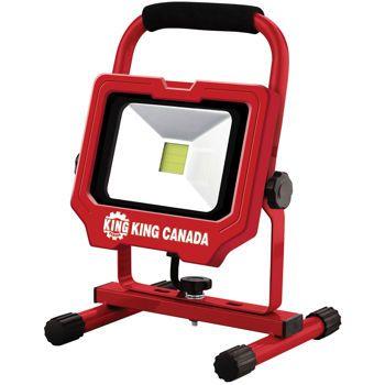 King Canada 20w Led Work Light 2400 Lumen In 2019 Work