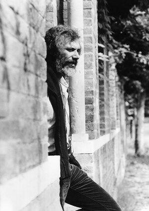 Portrait of GeorgesMoustaki