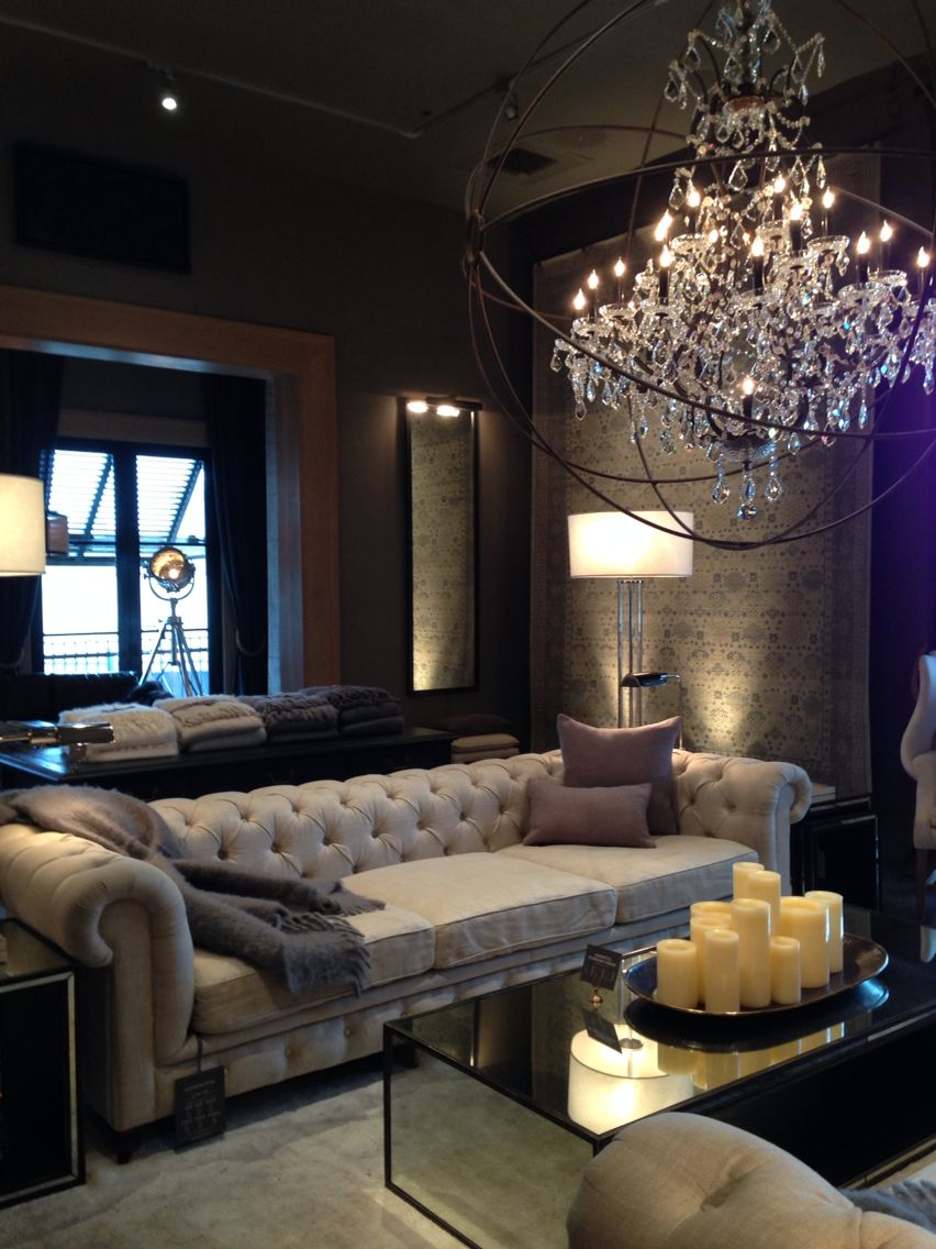 Love the sofa, coffee table  Living room decor modern, Modern