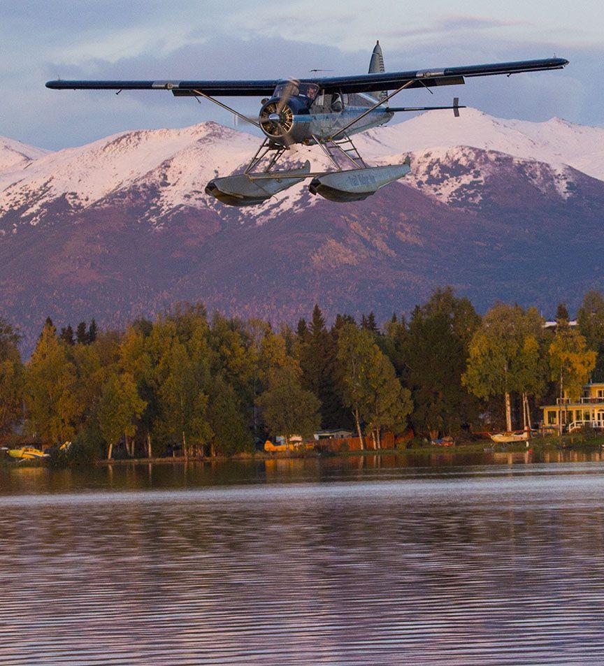 Alaska aviation image of the day: Sept. 20, 2015