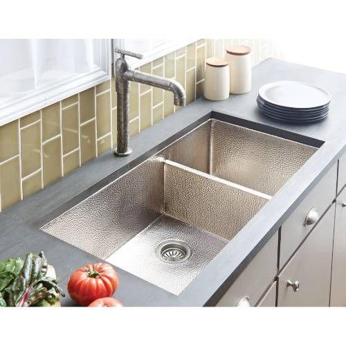 Native Trails CPS Cocina Duet Pro Copper Kitchen Sink