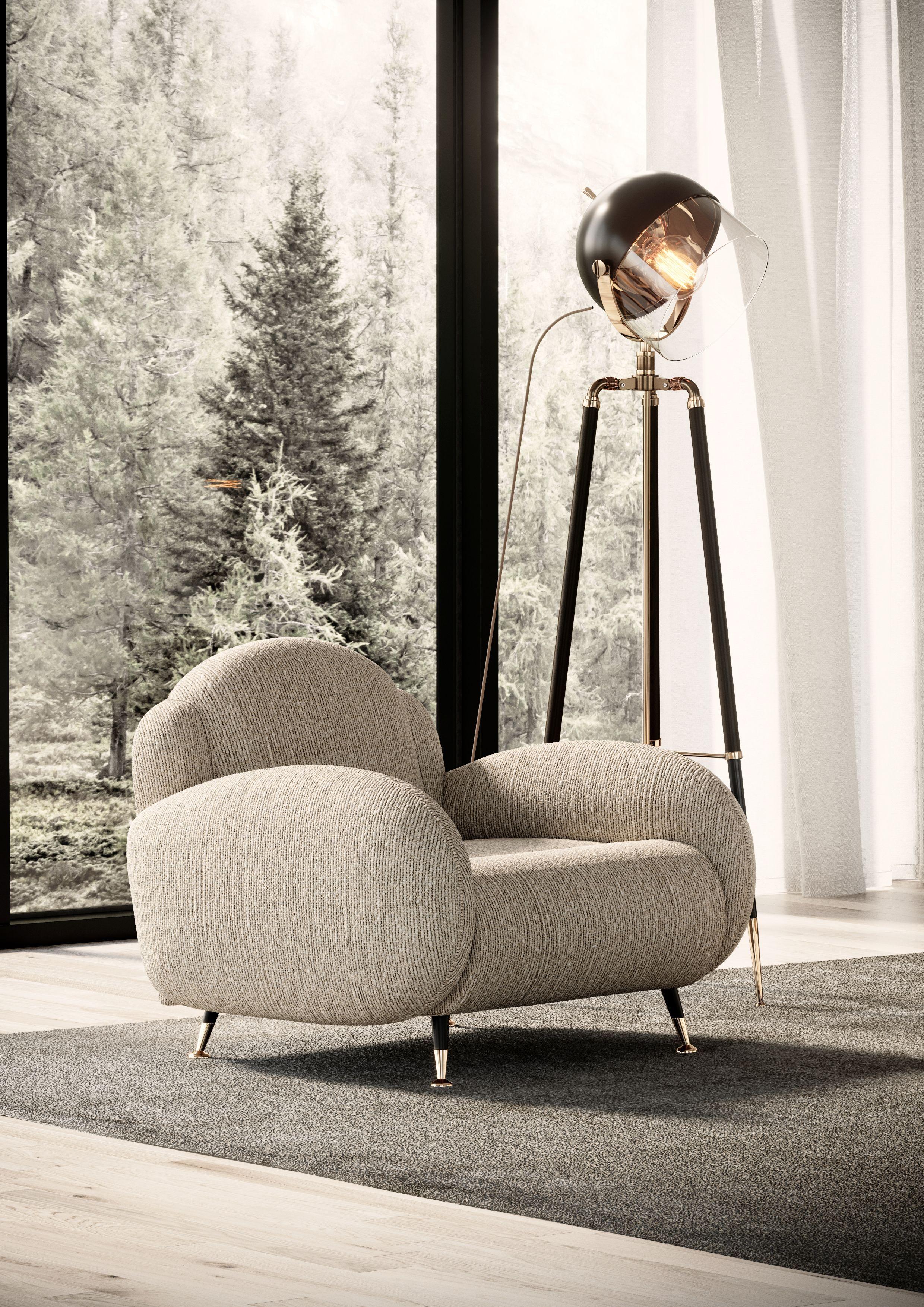 Pin By Wangyujie On 单椅 In 2020 Interior Design Lounge Elegant