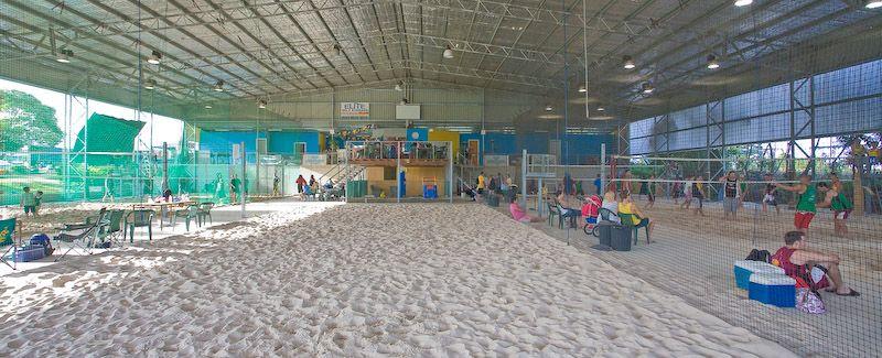 Wish We Had Something Like This Here 3 Volleyball Indoor Beach Beach Volleyball Sportsplex