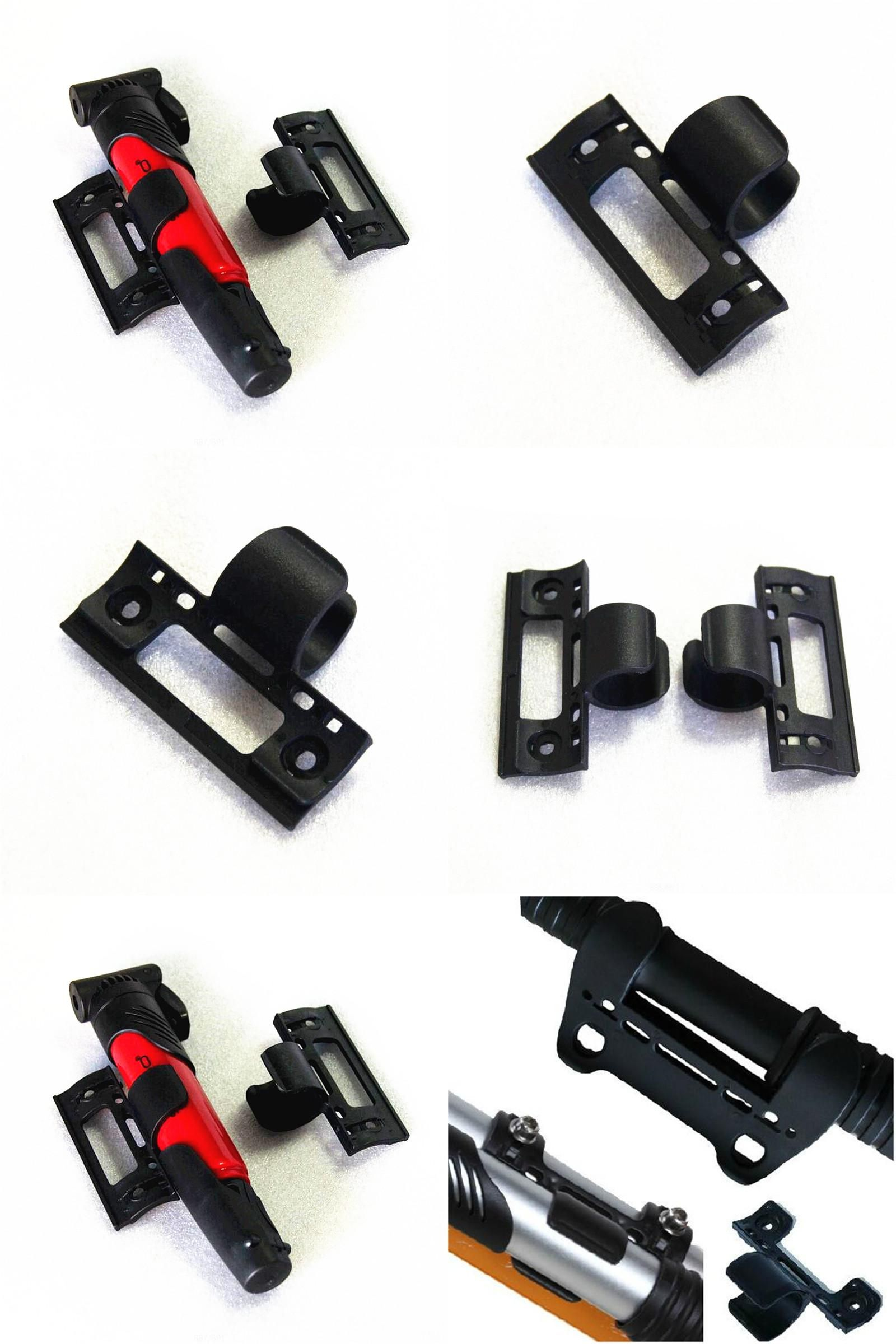 Retaining Clips Folder Bracket Holder Pump Cycling Bike Bicycle Pump Holder W