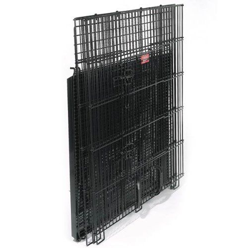 ProSelect Puppy Playpen with 2 Floor Grate, 48-Inch Width - http://www.thepuppy.org/proselect-puppy-playpen-with-2-floor-grate-48-inch-width/
