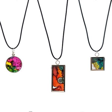 Yupo paper pendants yupo pinterest yupo paper pendants aloadofball Images
