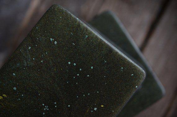 Cabin Soap - Cedar, Fir Needle, Woodsmoke, Mossy Earth - Handmade Glycerin Soap