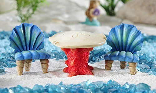 Gift Craft Mini Sea Table and Chair Set