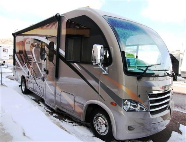 2016 New Thor Motor Coach Axis 24 1 Class A In Colorado Co