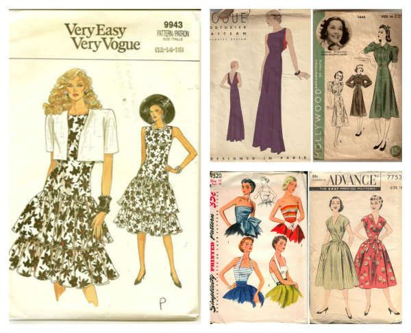 Wiki Has Released Over 80,500 Vintage Sewing Patterns Online For ...