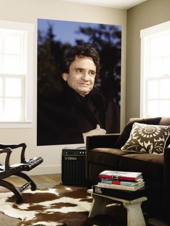 Johnny Cash Wall Murals Posters At Allposters Com Wall Mural Poster Girls Wall Mural Mural