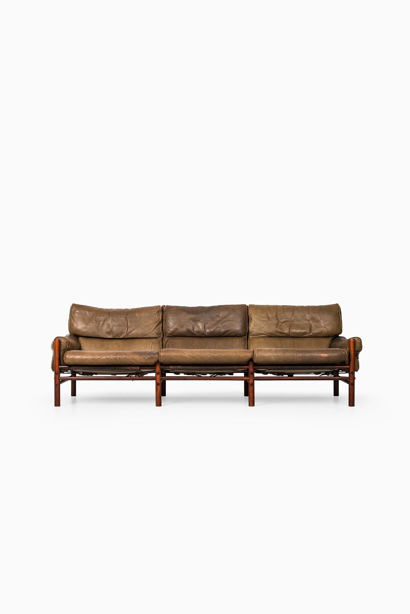 Arne Norell Kontiki Sofa By Arne Norell AB At Studio Schalling