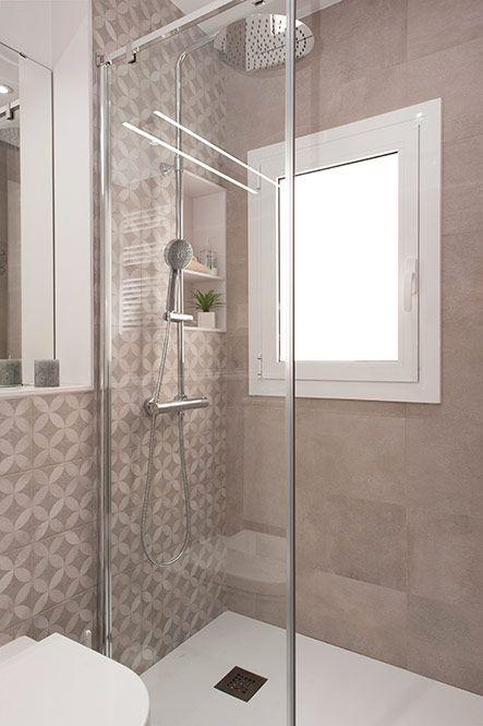 Hornacinas (o nichos) en cuartos de baño y duchas (con ...