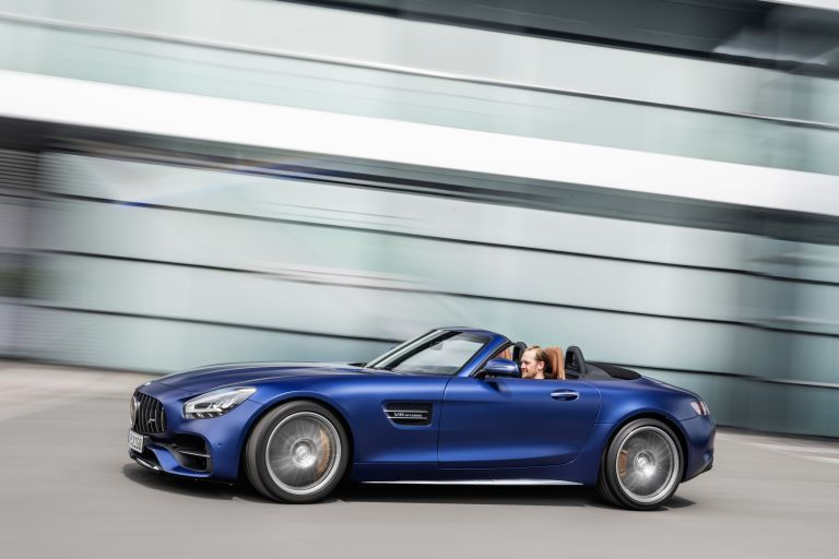 2018 Mercedes Amg Gt C Roadster 523873 Best Quality Free High