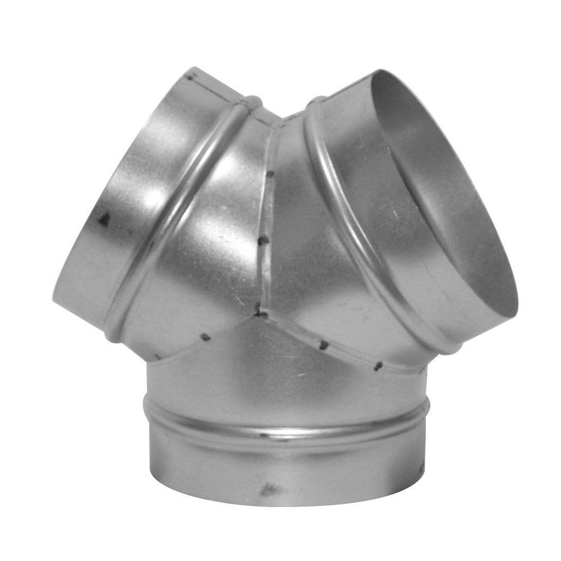 Y En Acier Galvanisé Isotip Joncoux D 125 Mm Products En