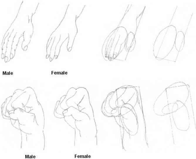 How To Draw Anime Hands - Draw Anime | Drawing anime hands ...