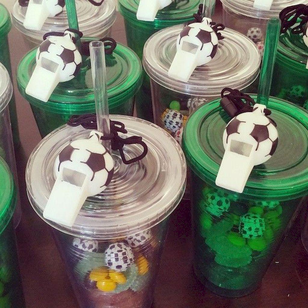 60 cool diy birthday goodie bag ideas soccer party