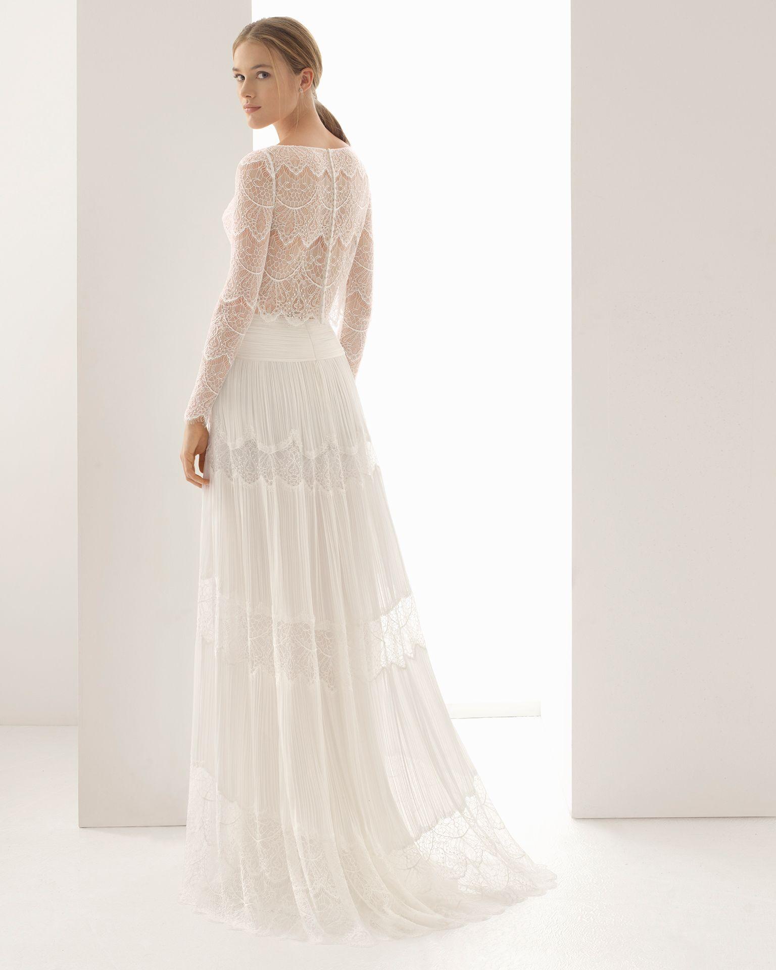 PAVEL - Hochzeit 2018. Kollektion Rosa Clará Couture | Pinterest ...