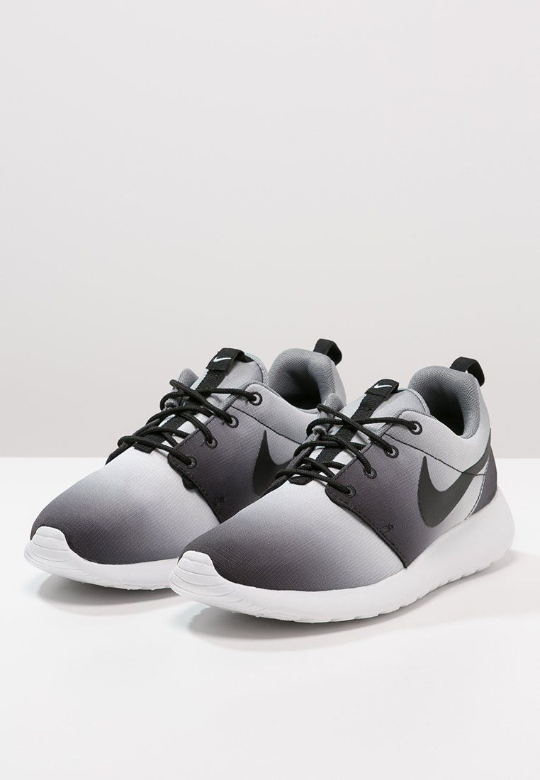 Nike Sportswear ROSHE ONE - Sneakers - black/white/cool grey - Zalando.dk