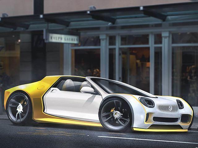 Smart Car Super Cars Smart Car Car