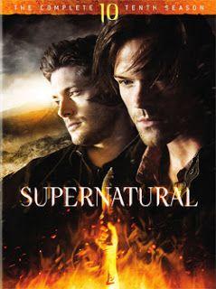 Supernatural 10ª Temporada Dublado Com Imagens Sobrenatural