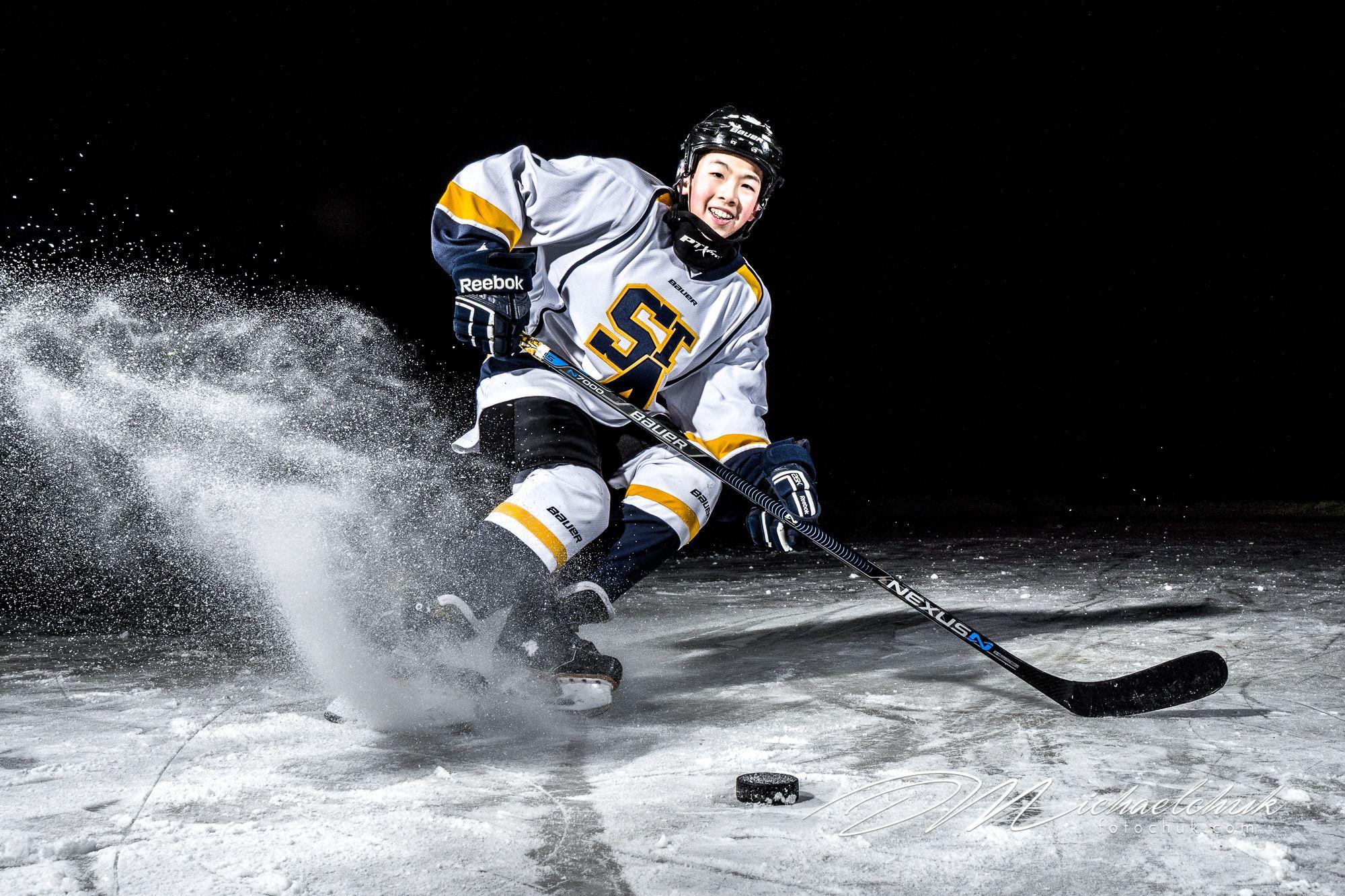 Edgy Hockey Shots Photography By Darcy Michaelchuk Hockey Shot Youth Sports Hockey