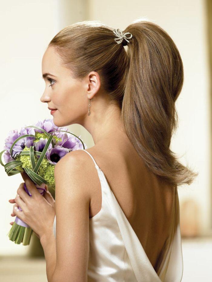 44 schöne hochzeitsfrisuren für lange haare