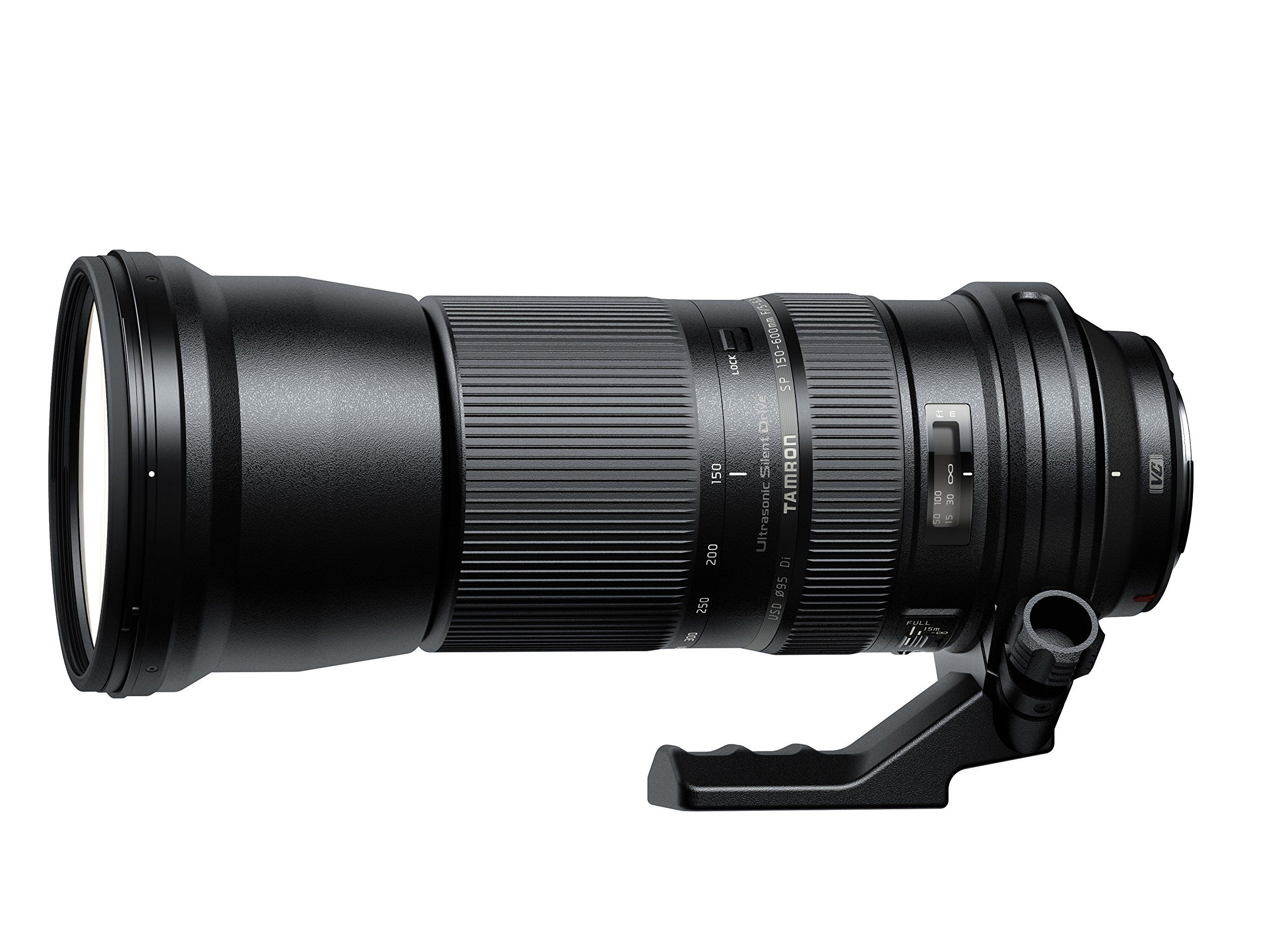 Tamron AFA011N700 SP 150-600mm F/5-6.3 Di VC USD Zoom Lens for Nikon ...