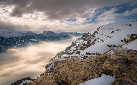 The unforgettable Alpine Dream Photo by Hanspeter Gass -- National Geographic Your Shot