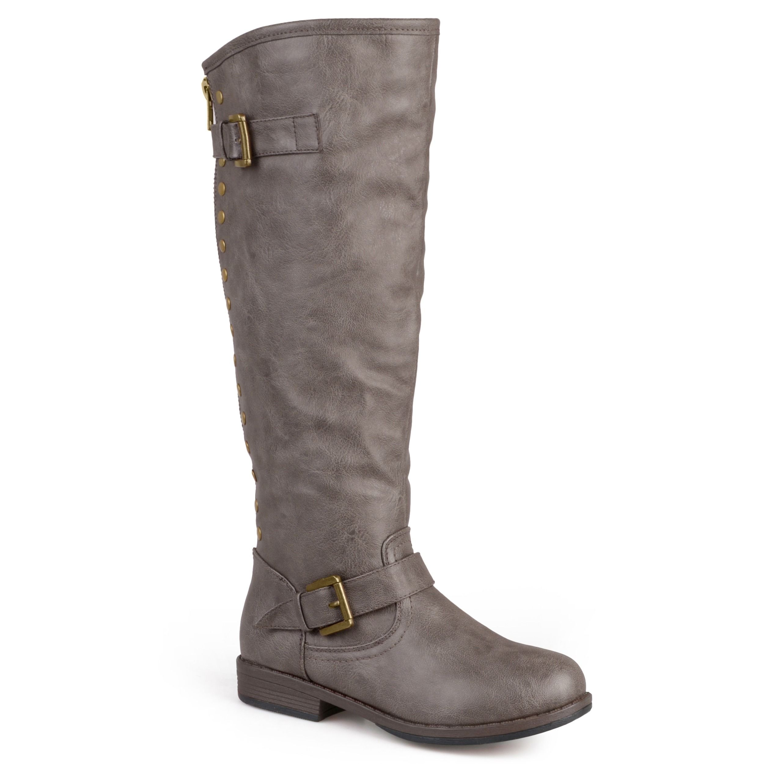 2017 Europe 2017 Fresh Bare Traps Seville Riding Boot Dk Grey