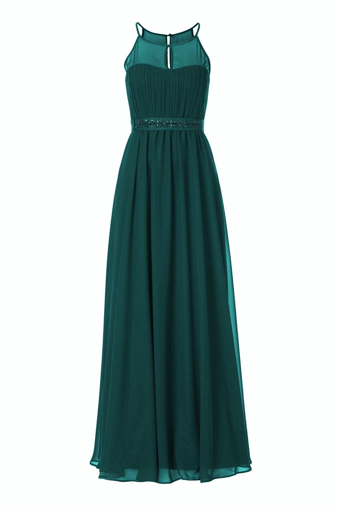 Traumhaftes Kleid aus Chiffon Fließend fallendes Kleid von Vera